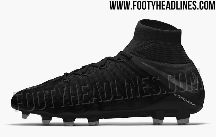 no sale tax exclusive shoes wholesale dealer Nike 2018-2019 Black Pack Fußballschuh-Kollektion mit völlig ...