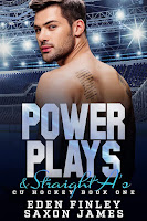 Power plays & Straight A's   CU hockey #1   Eden Finley & Saxon James
