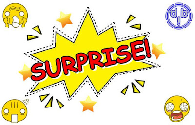 Soal Expressions of Surprise