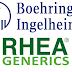 RHEA Generics enters partnership with Boehringer Ingelheim (Philippines), Inc.
