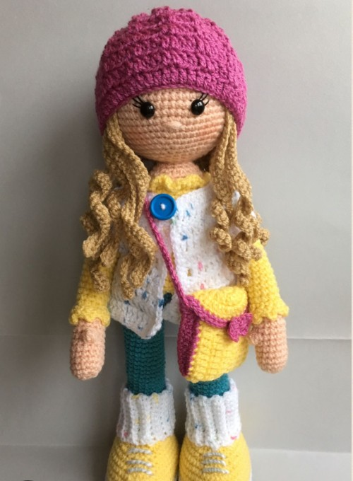 Molly Doll - Free Pattern