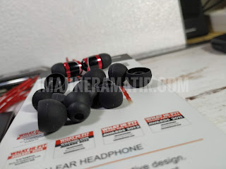 Review SoundMagic E10 In Ear Headphone