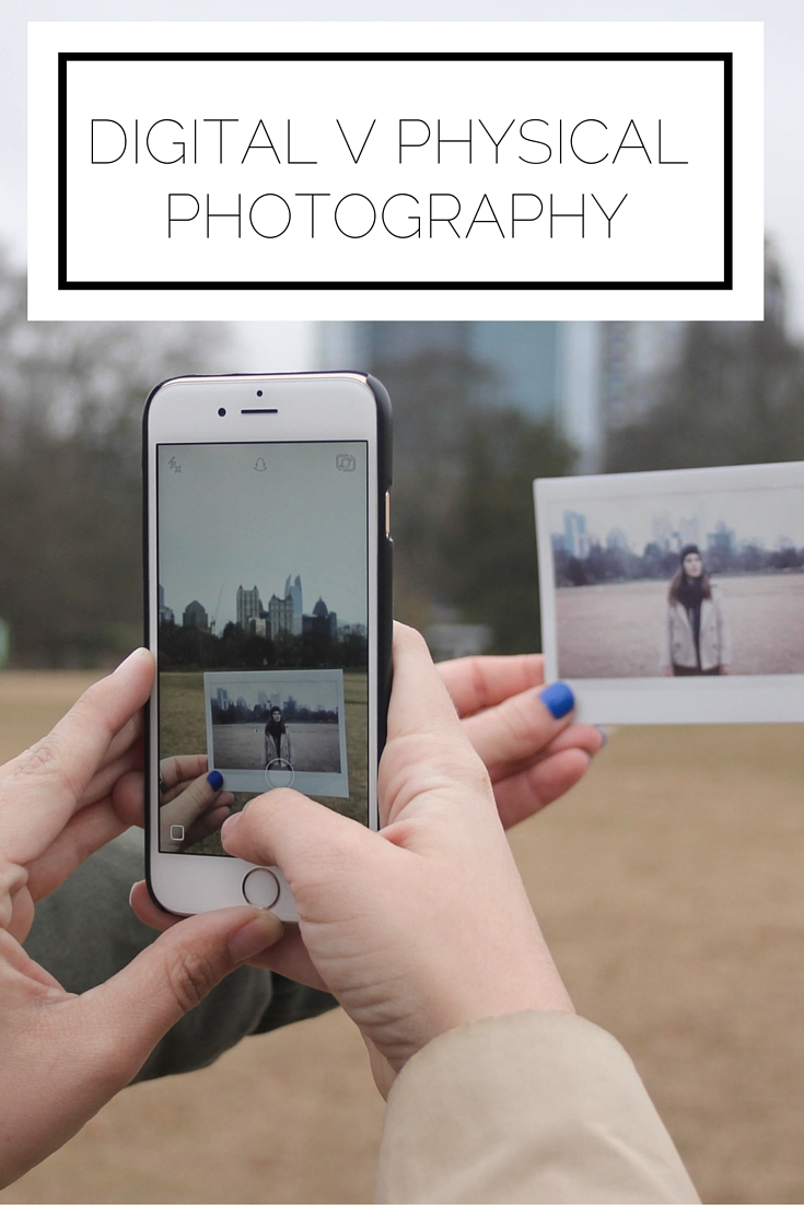 Click to read now or pin to save for later! Musings on digital v physical photography. Which do you think is better?