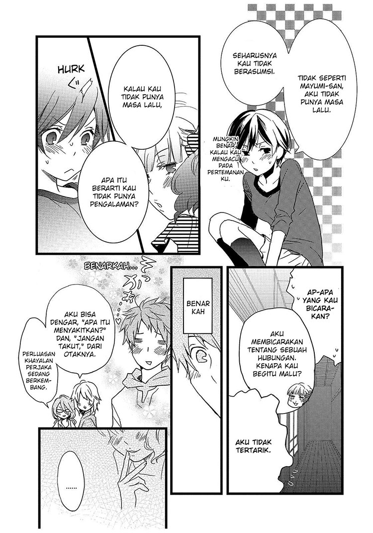Bokura wa Minna Kawaisou Chapter 12-10
