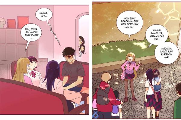 review webtoon flawless
