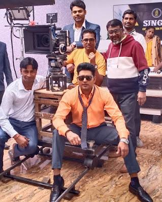 Chandan Parinay Gunja Bhojpuri Movie