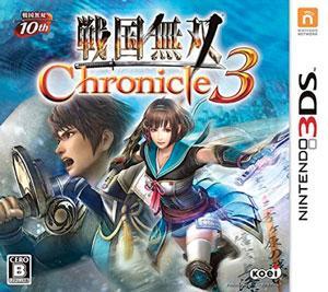 Rom Samurai Warriors Chronicles 3 3DS