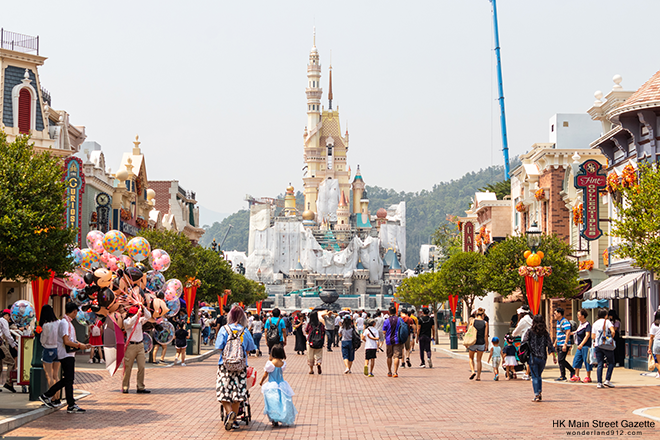 [Hong Kong Disneyland] Castle of Magical Dreams (2020) - Page 10 HKMSG_Hong_Kong_Disneyland_Castle_of_Magical_Dreams_Transformation_Construction_190928_3