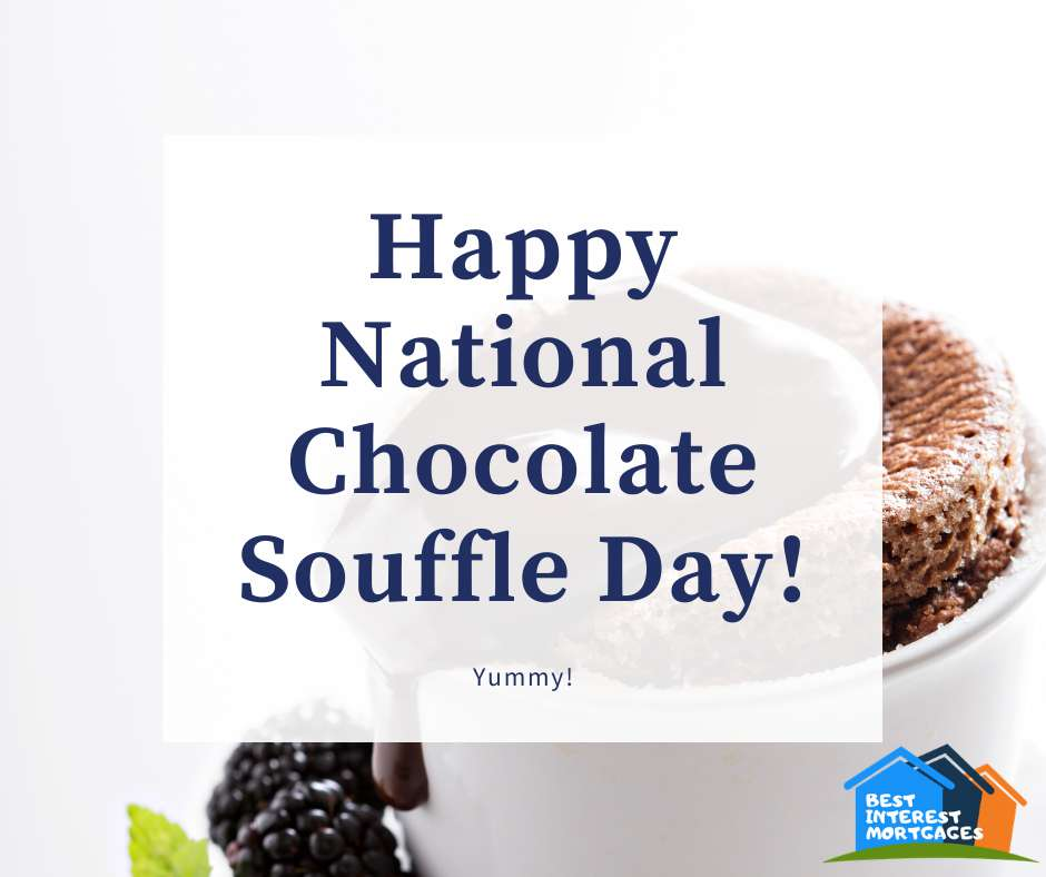National Chocolate Souffle Day Wishes Pics