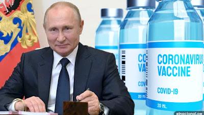 Coronavirus: Rusia tiene la primera vacuna aprobada contra el Covid-19