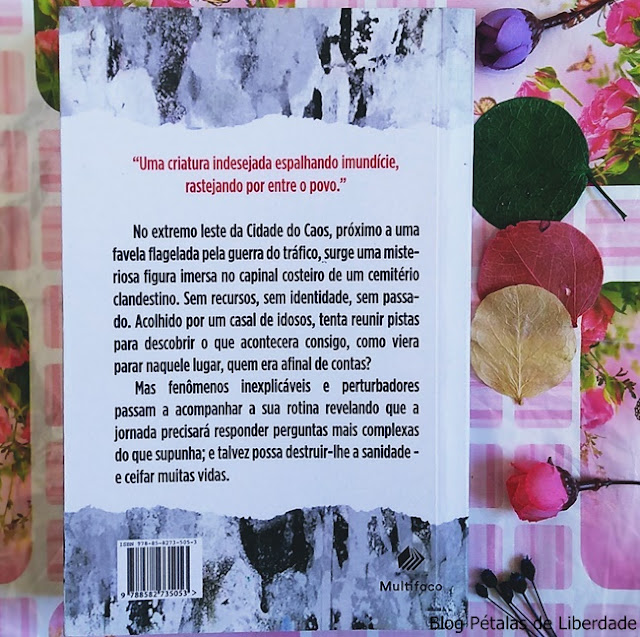 Sinopse, livro, Angustia-na-cidade-do-caos, Lennon-Lima, Multifoco