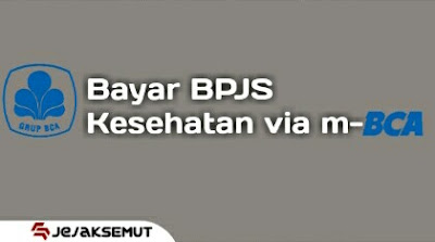 Cara bayar bpjs lewat m bca