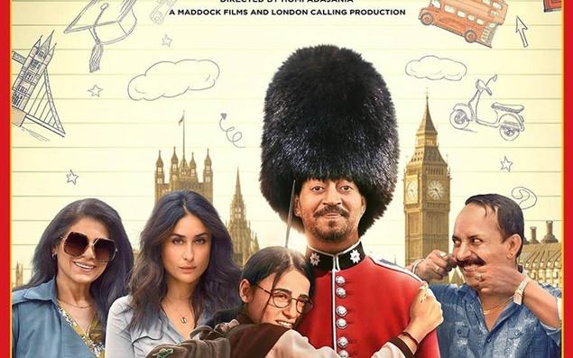 Review Dan Sinopsis Film India Angrezi Medium atau English Medium