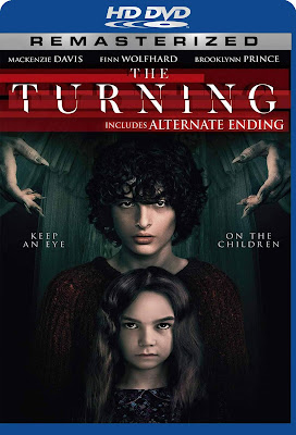 The Turning [2020] [DVDBD R1] [Latino] [Remasterizado]