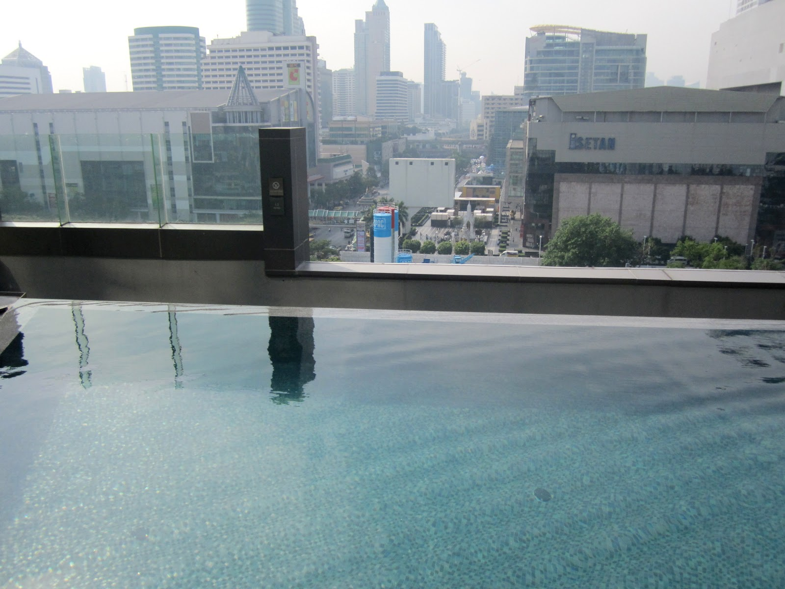 Novotel Hotel Bangkok Airport