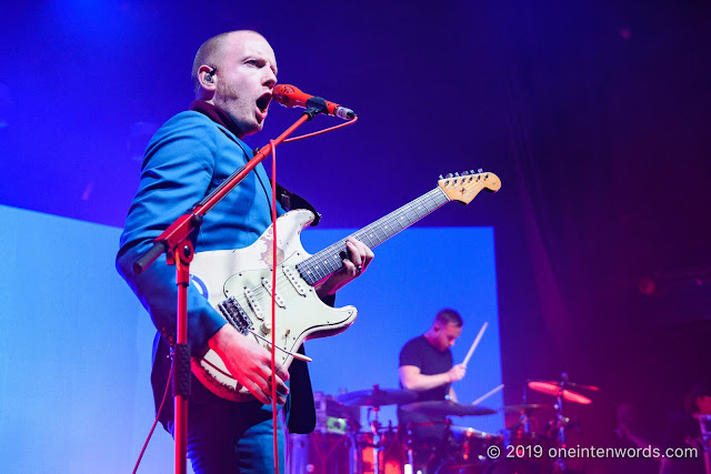 Two Door Cinema Club at The Danforth Music Hall on September 18, 2019 Photo by John Ordean at One In Ten Words oneintenwords.com toronto indie alternative live music blog concert photography pictures photos nikon d750 camera yyz photographer