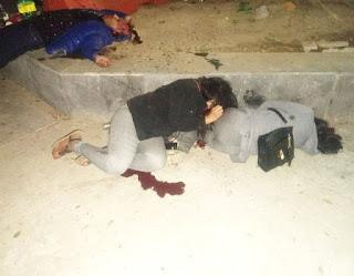 Itzapalapa CDMX – 5 men, 1 woman killed in shooting attack