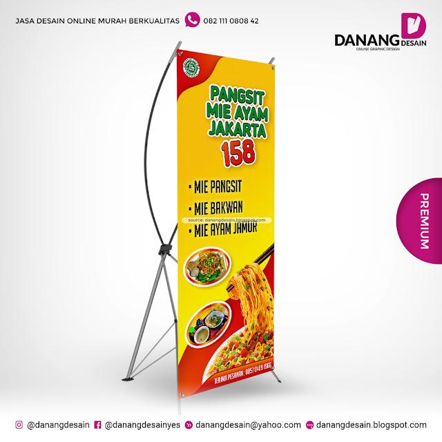 Contoh Desain Spanduk Banner Mie Ayam Pangsit - Contoh ...