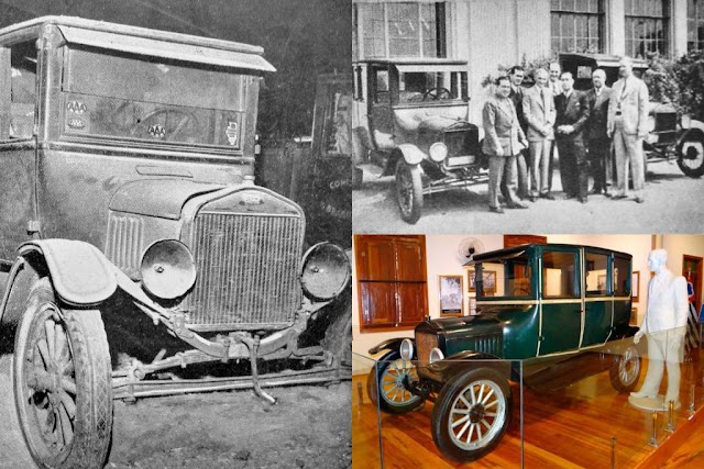 A Incrível jornada dos Ford T