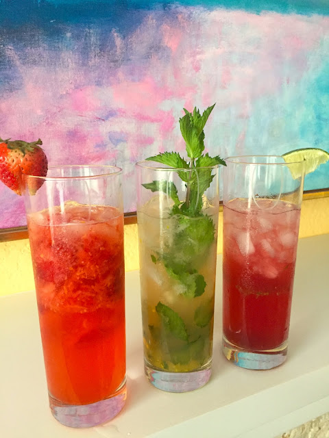 Fun Summer Mocktails—Fresh, Quenching and Healthy!