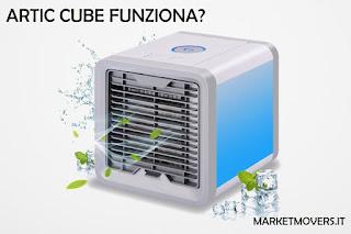 Artic cube, truffa?