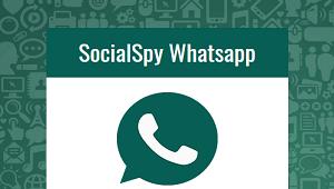Social Spy Whatsaap 2020 : Pengertian dan Cara Menggunakan Social Spy Whatsapp Terbaru 2020