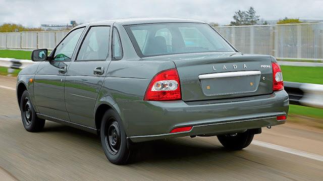 АвтоВАЗ завершил продажи трех моделей
