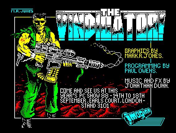 Videojuego The Vindicator - Green Beret II