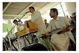 Mengenal Jenis - Jenis Musik Afghanistan
