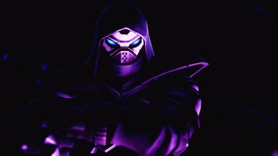 Fortnite Battle Royale Saison 8 - The Enforcer Dark - Ultra HD 4K 2160p
