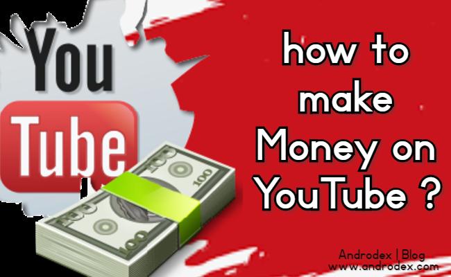 make money on youtube,youtube