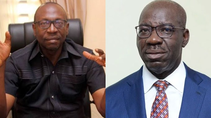 Return To APC, I've Realized My Mistakes - Ize-Iyamu Begs Governor Obaseki