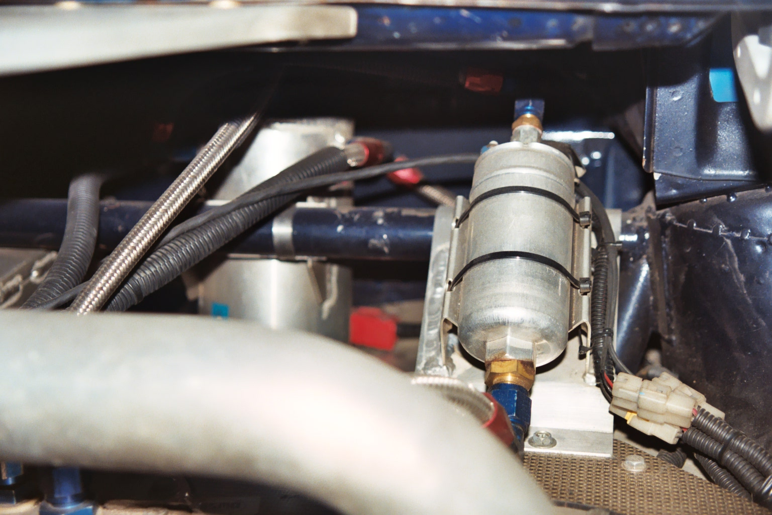 Nissan Skyline Gt R S In The Usa Blog Fuel System For Club Car Pump Problems Bosch 044 As A Reserve R34 N1 Super Taikyu