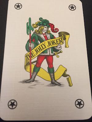 Halbard-Holding Jolly Joker