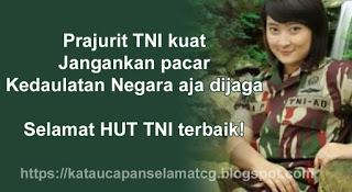 Ucapan Dirgahayu HUT TNI Ke 76 Tahun 2021 plus wallpaper HUT TNI ke-76