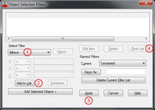 cách chọn đối tượng theo điều kiện bằng lệnh filter