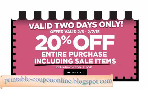 Michaels printable coupon 2018 march
