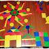 Układanka geometryczna - duży zestaw figur