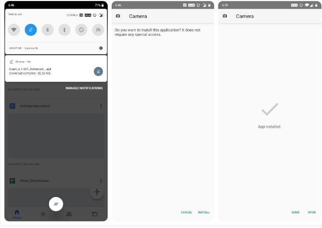 Cara Instal Google Camera di OnePlus 7 Pro 2
