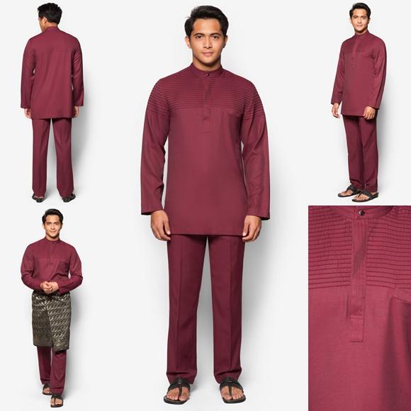 Baju Melayu Lelaki Baju Raya 2016 Terkini