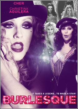 Burlesque BDRip – AVi – Dual Áudio