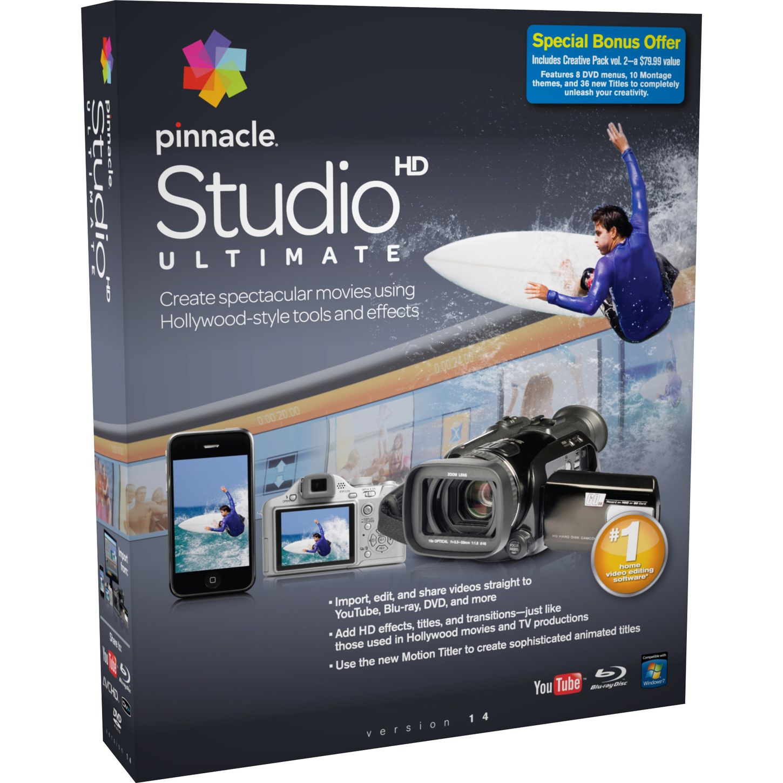 download pinnacle studio 14 free full version