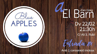 Blue Apples