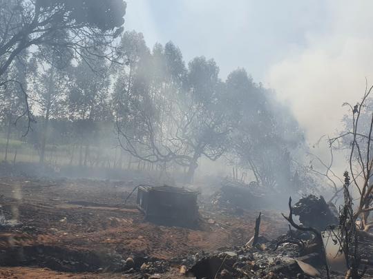 Dono de depósito irregular de recicláveis deve ser responsabilizado por incêndio na região do antigo IBC