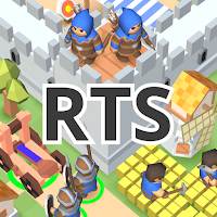 RTS Siege Up! – Medieval Warfare Strategy Mod Apk