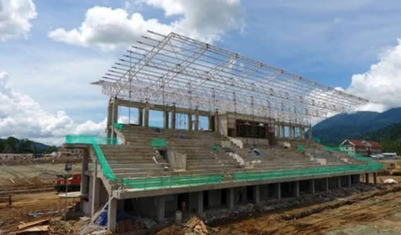 Progres 4 Venue yang Dibangun Kementerian PUPR di Atas 50%, Dukung PON XX Papua