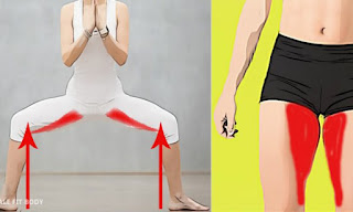 Home Walkout moves for Thinner Thighs Tips
