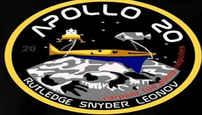 Mision Apollo XX ¿conspiracion o fraude?