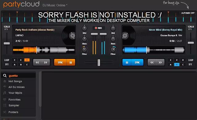 Aplikasi DJ Mixing Gratis Terbaik Untuk PC-2