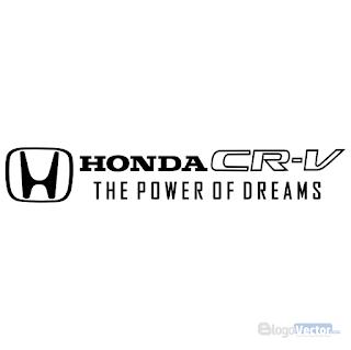 Honda CR-V Logo vector (.cdr)